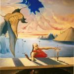 """""""Auf Schatzsuche"""", Öl auf Leinwand, 60 x 80 cm, verkauft"""