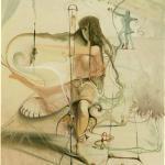 """""""Der Pfeil"""", Öl auf Leinwand, 60 x 80 cm, Verkauft"""