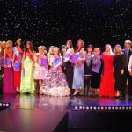 Als Jurymitglied bei der Talent- und Misswahl Las Vegas 2010