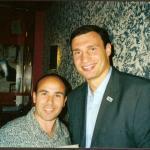 Mit Dr. Vitaly Klitschko